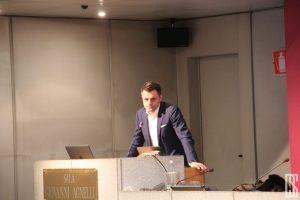 07 marzo 2019 - Nicola Rizzoli ospite a Torino