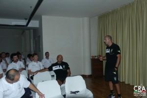 08 settembre 2018 -  Raduno Calcio a 5