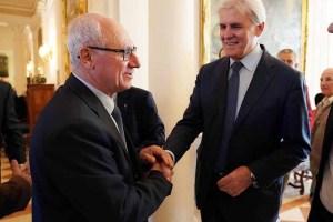 10 aprile 2019 - Visita del Presidente Marcello Nicchi ad Alessandria