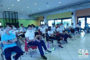 12 settembre 2020 - Raduno Arbitri Prima Chivasso-Collegno-Nichelino-Torino