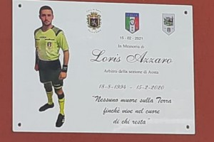 26 giugno 2021 - Cerimonia in onore di Loris Azzaro
