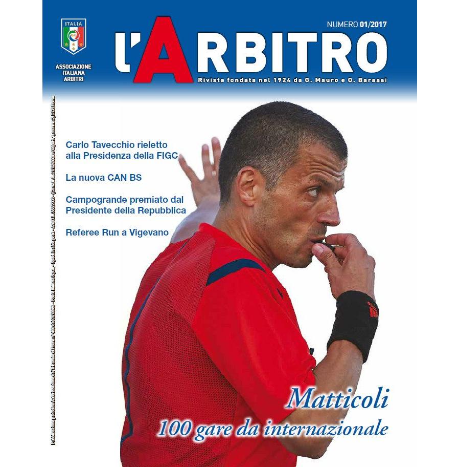 L'Arbitro 01/2017