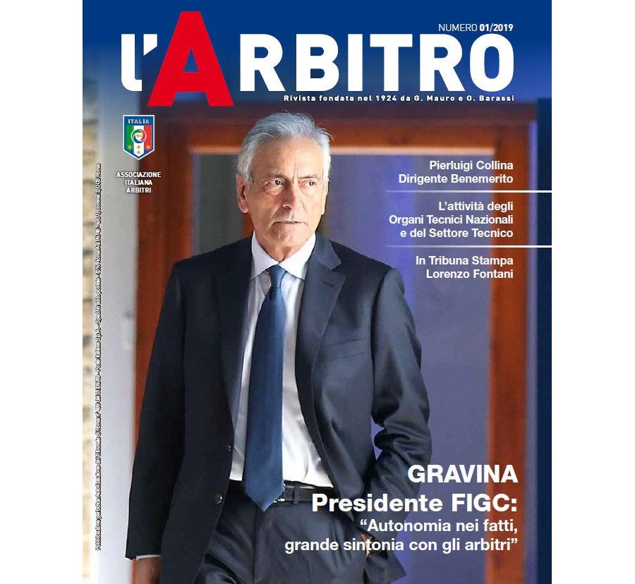 L'Arbitro 01/2019