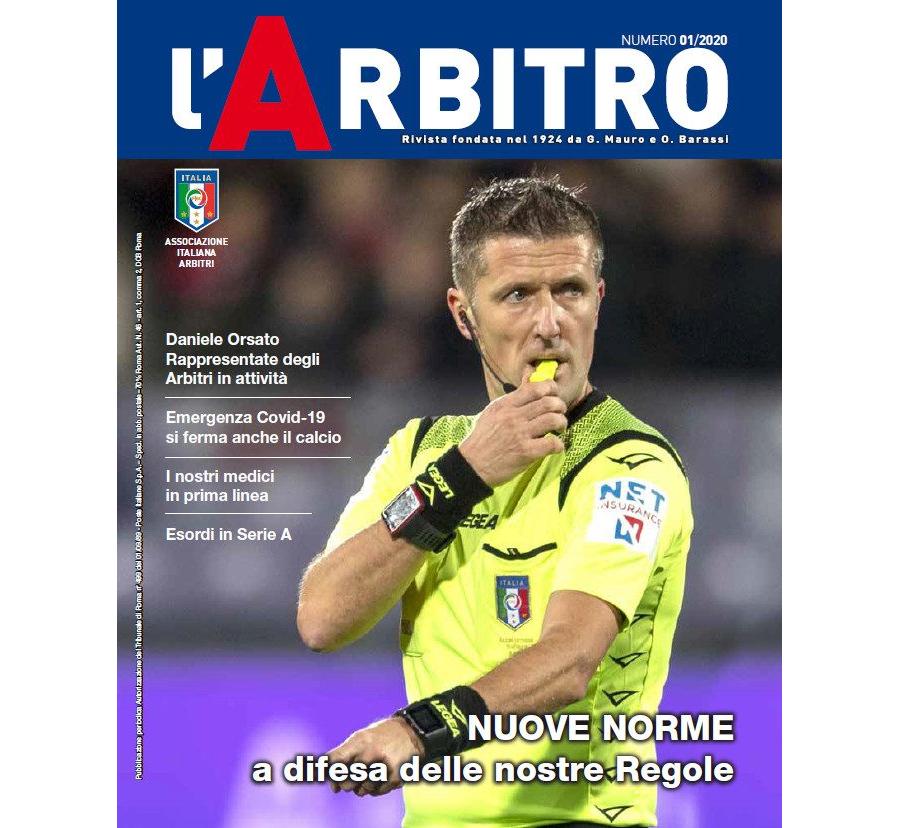 L'Arbitro 01/2020