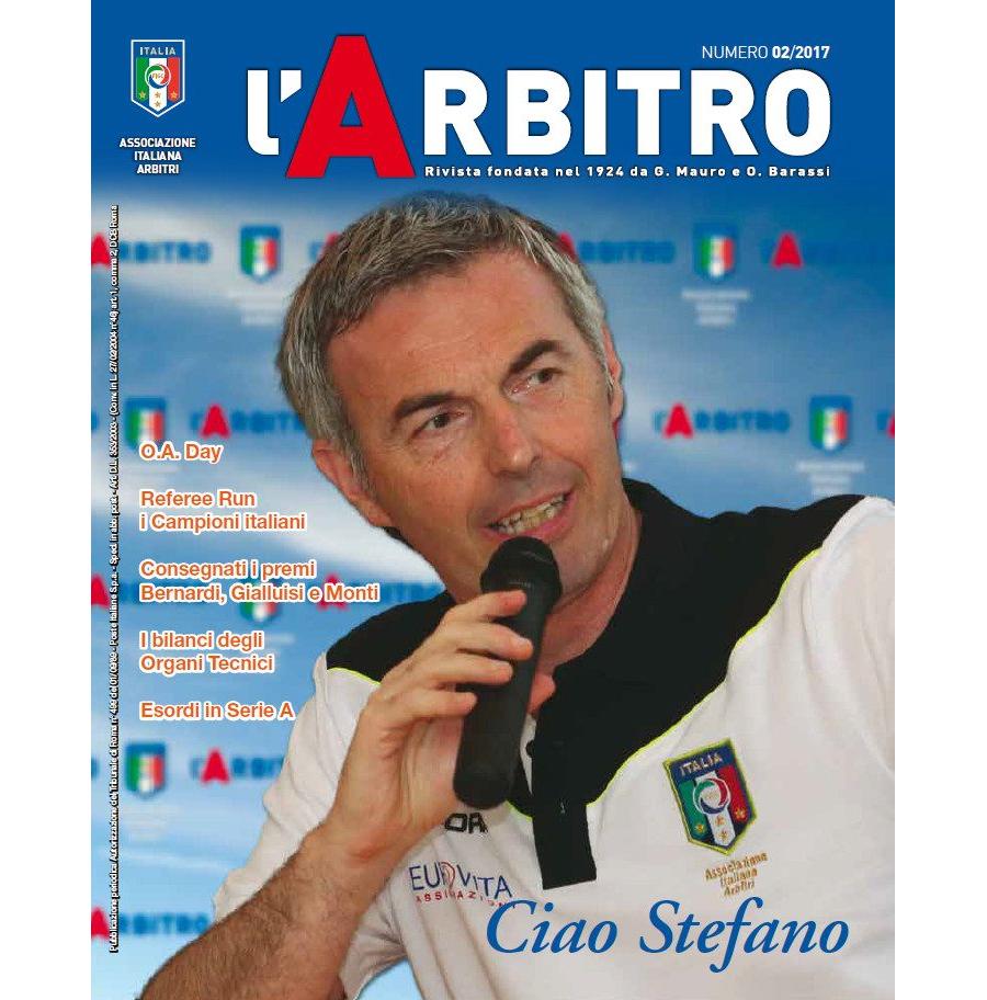 L'Arbitro 02/2017