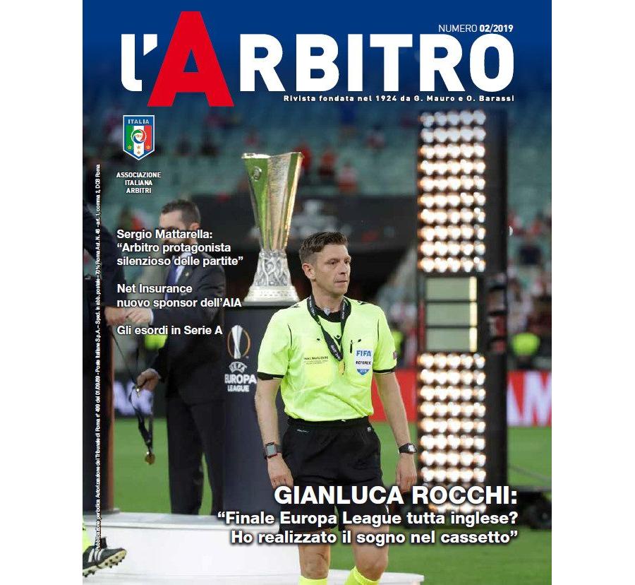 L'Arbitro 02/2019