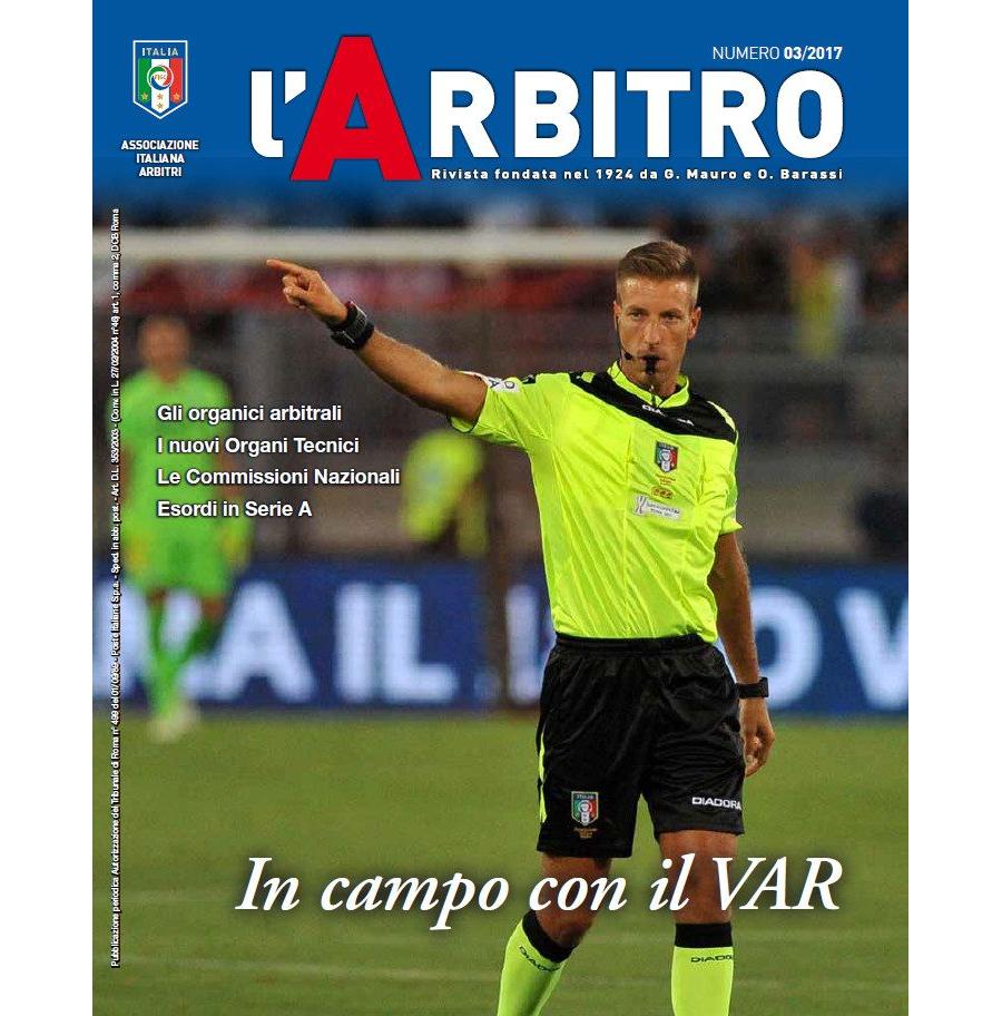 L'Arbitro 03/2017