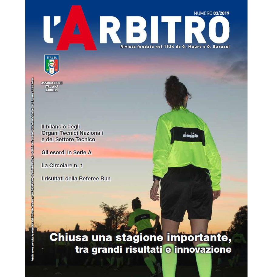 L'Arbitro 03/2019