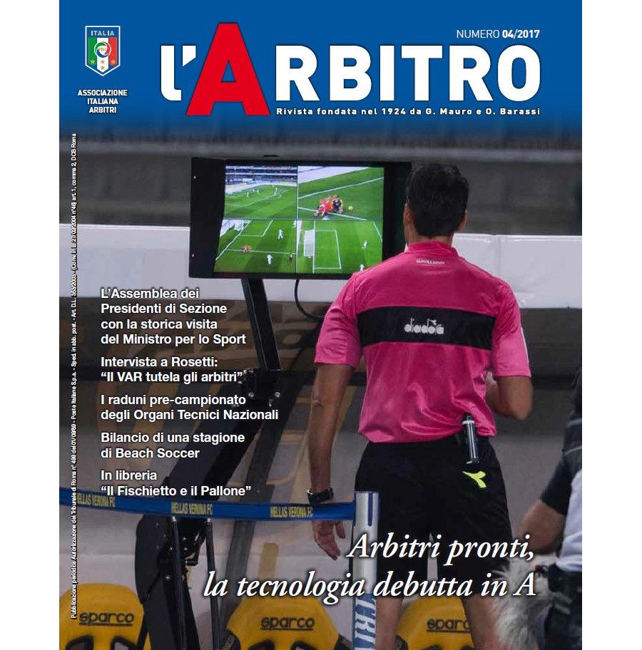L'Arbitro 04/2017