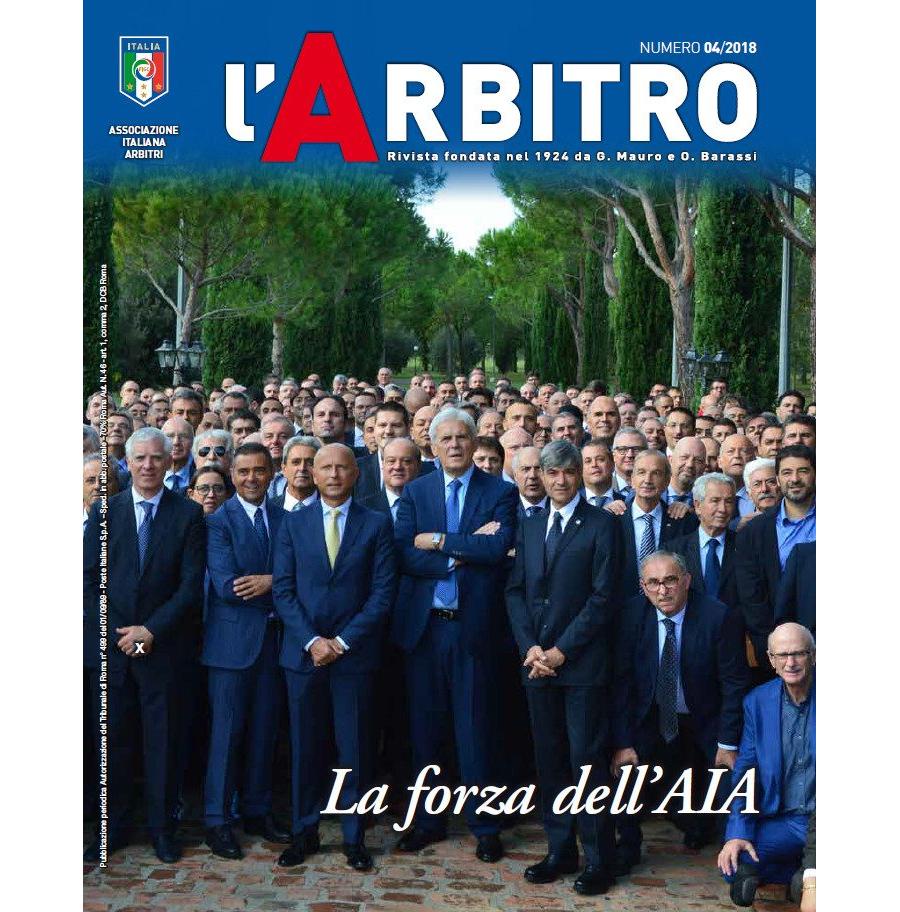 L'Arbitro 04/2018