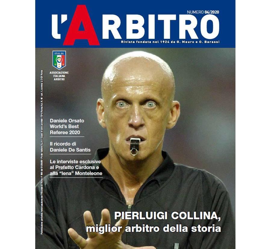 L'Arbitro 04/2020