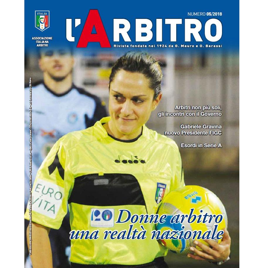 L'Arbitro 05/2018