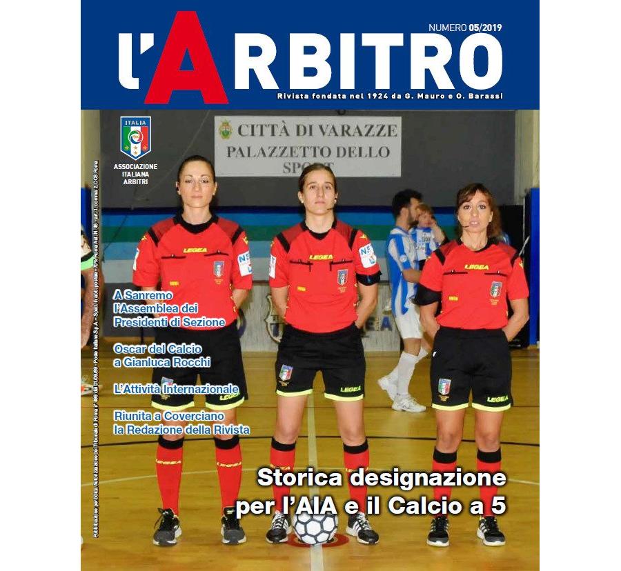 L'Arbitro 05/2019
